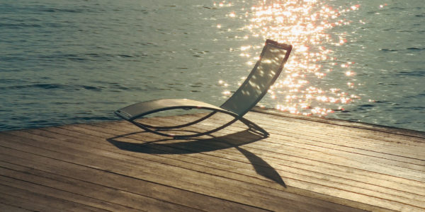Chaise longue FISH