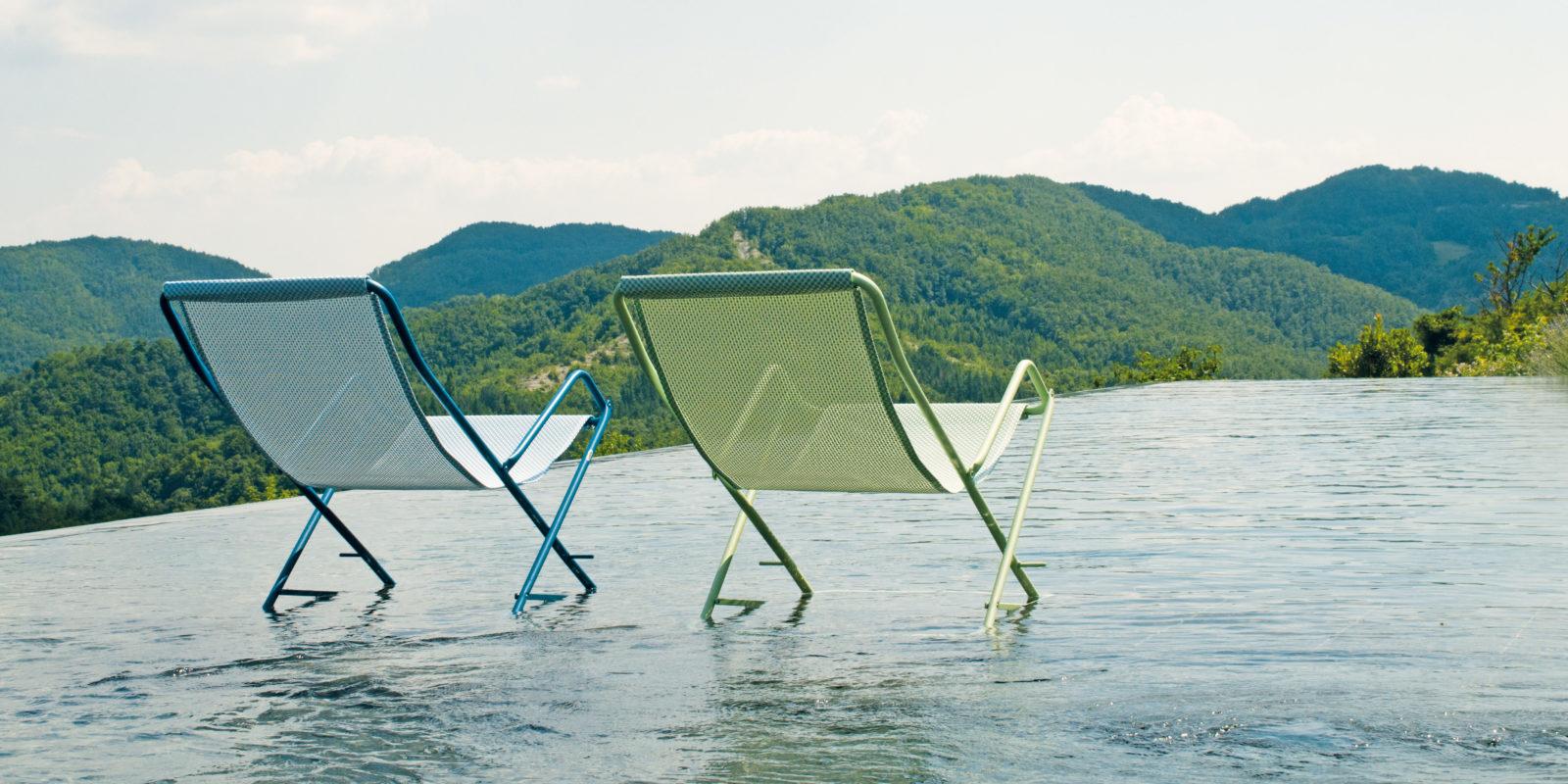 Chaise longue BAHAMA