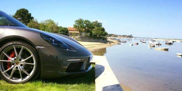 Porsche / Cap Ferret / BUXUS