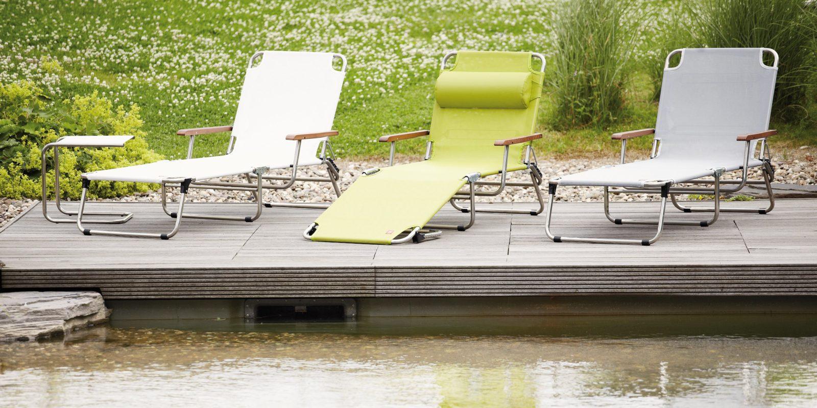 Bain de soleil amigo fiam buxus mobilier de jardin bordeaux for Chaises longues de piscine