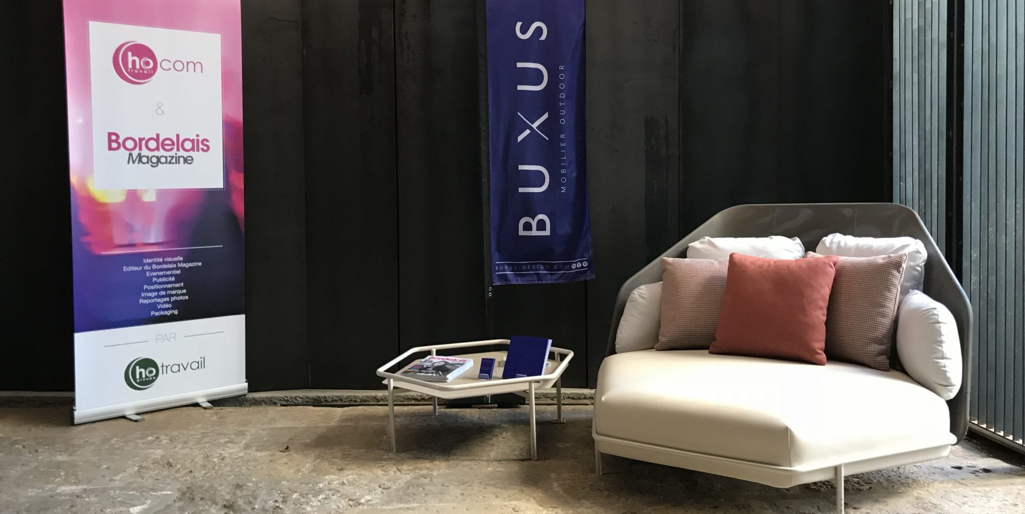BUXUS mobilier de jardin