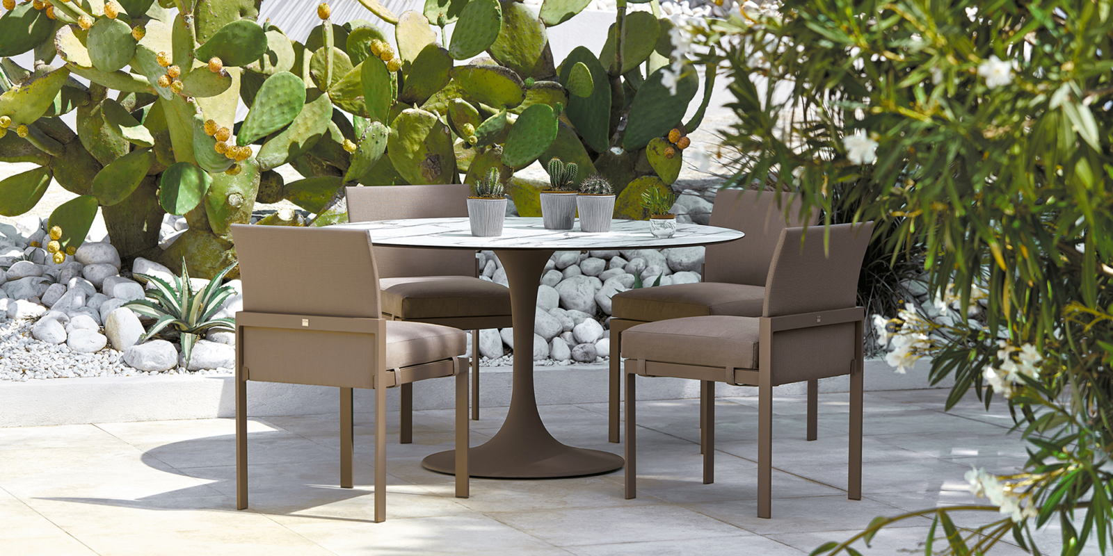 Table de jardin KOROL SIFAS