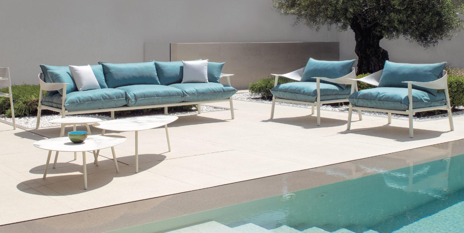 Mobilier de jardin // BIARRITZ - Buxus / Mobilier outdoor