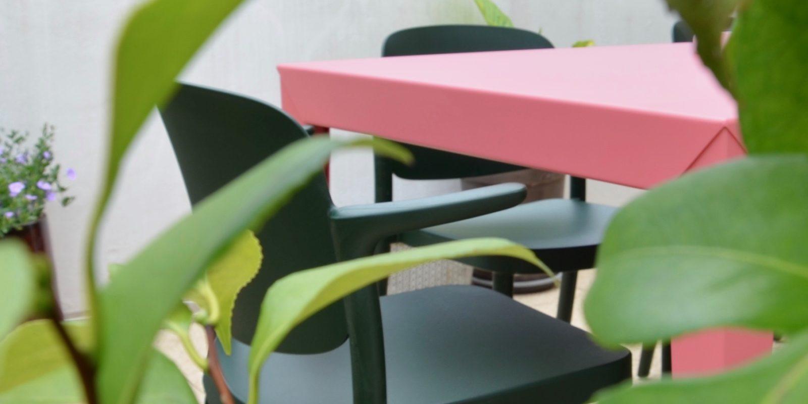 Réalisation BUXUS DESIGN Mobilier de jardin Bayonne Biarritz
