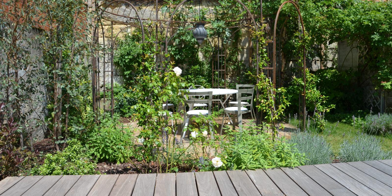 Réalisation BUXUS DESIGN Mobilier de jardin Bordeaux