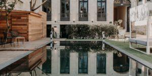 Palais Galien BUXUS Bordeaux