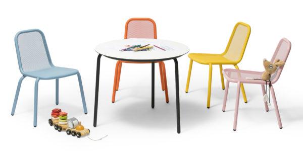Chaise de jardin enfant STARLING