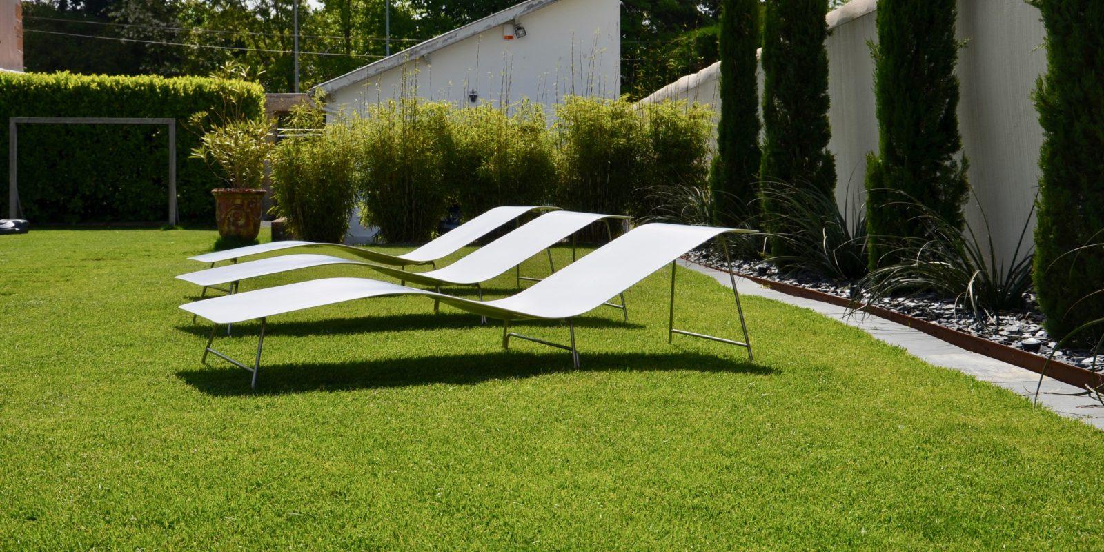 Mobilier jardin contemporain - Buxus / Mobilier outdoor