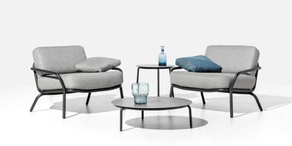 Fauteuil bas STARLING - TODUS