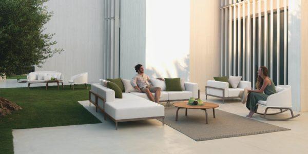 Salon de jardin CLEO - BUXUS DESIGN