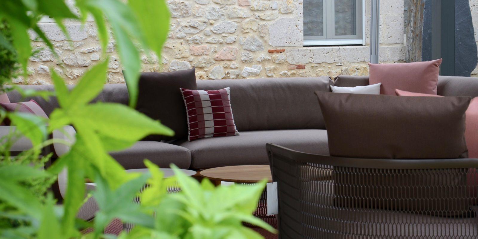 BUXUS Salon de jardin haut de gamme