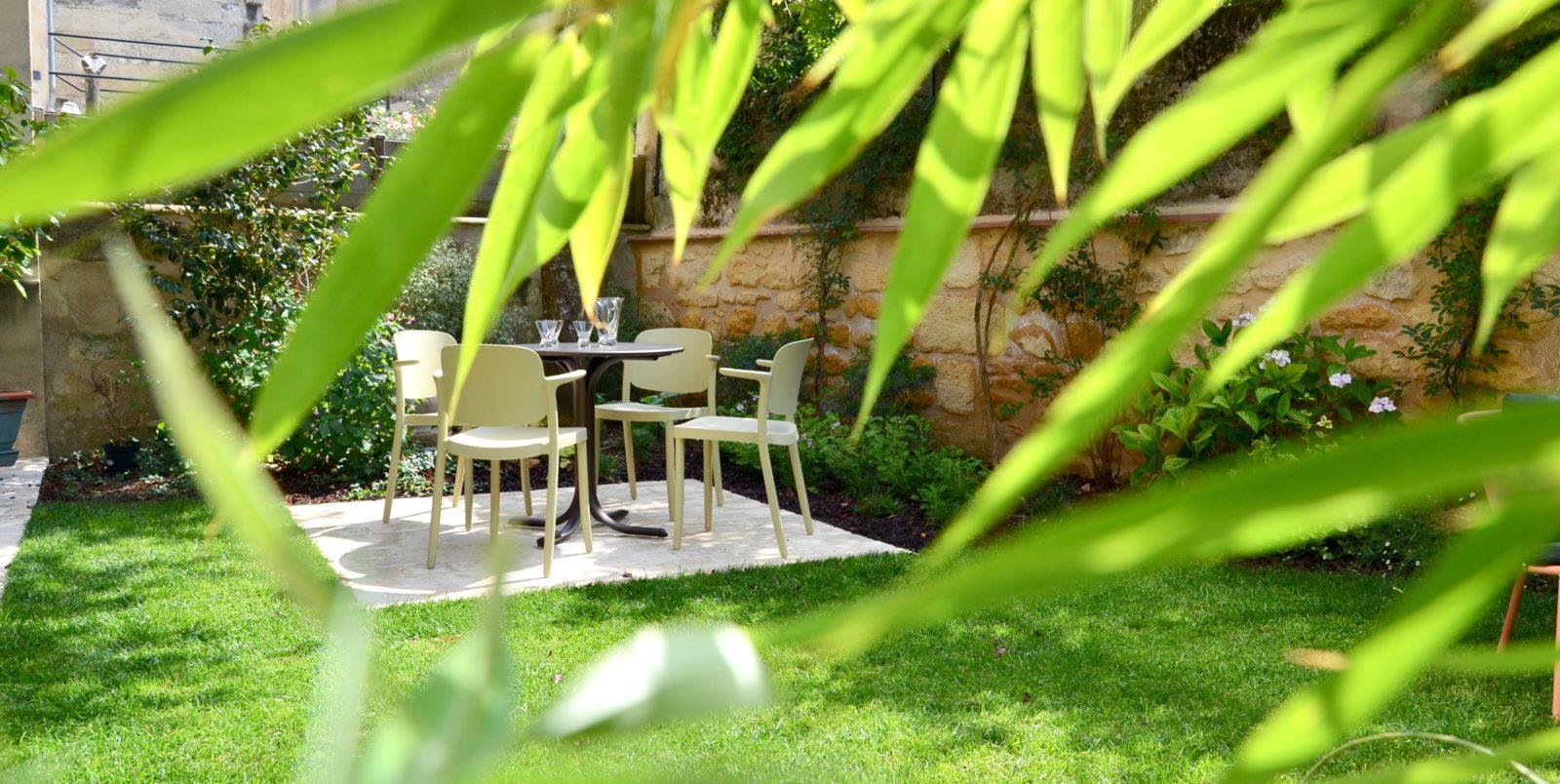 BUXUS mobilier de jardin Bordeaux