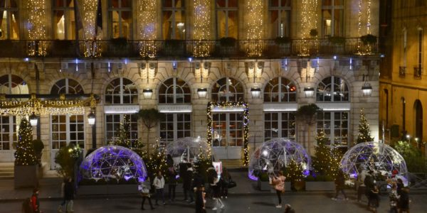 BUXUS Design Mobilier de jardin Bordeaux Igloo Grand Hôtel