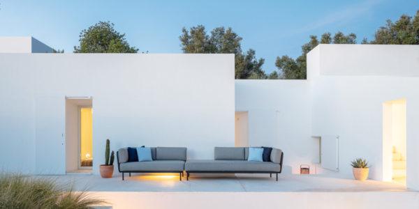 Baza Todus Buxus salon de jardin