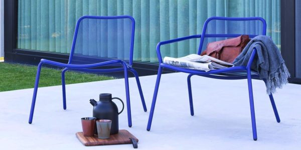 Chauffeuse Starling Todus Buxus salon de jardin
