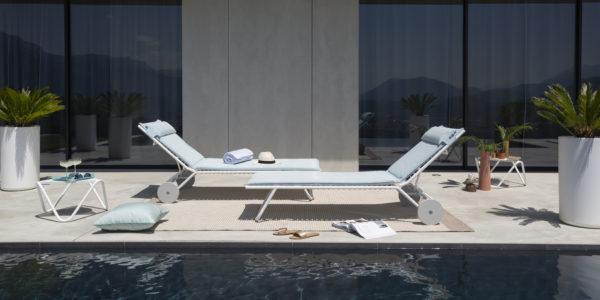 Bain de soleil BAYANNE / Lafuma / BUXUS