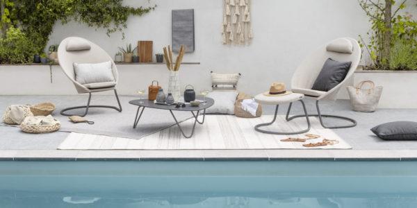 Fauteuil de jardin COCOON / Lafuma / BUXUS