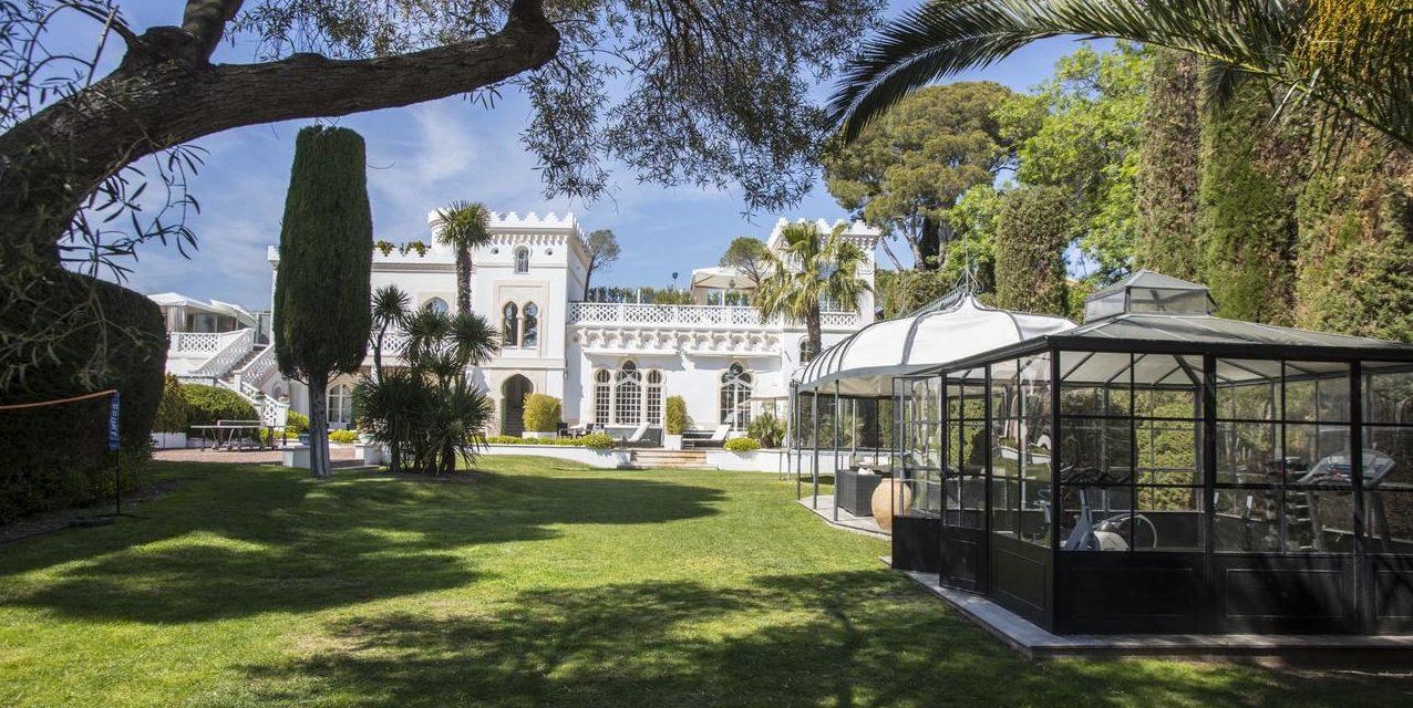 Hôtel 5★ La Villa Mauresque - Saint Raphaël