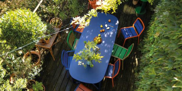 Table repas MARUMI / EGO Paris / BUXUS