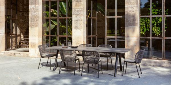 <span>Chaise repas d'extérieur KODO</span>