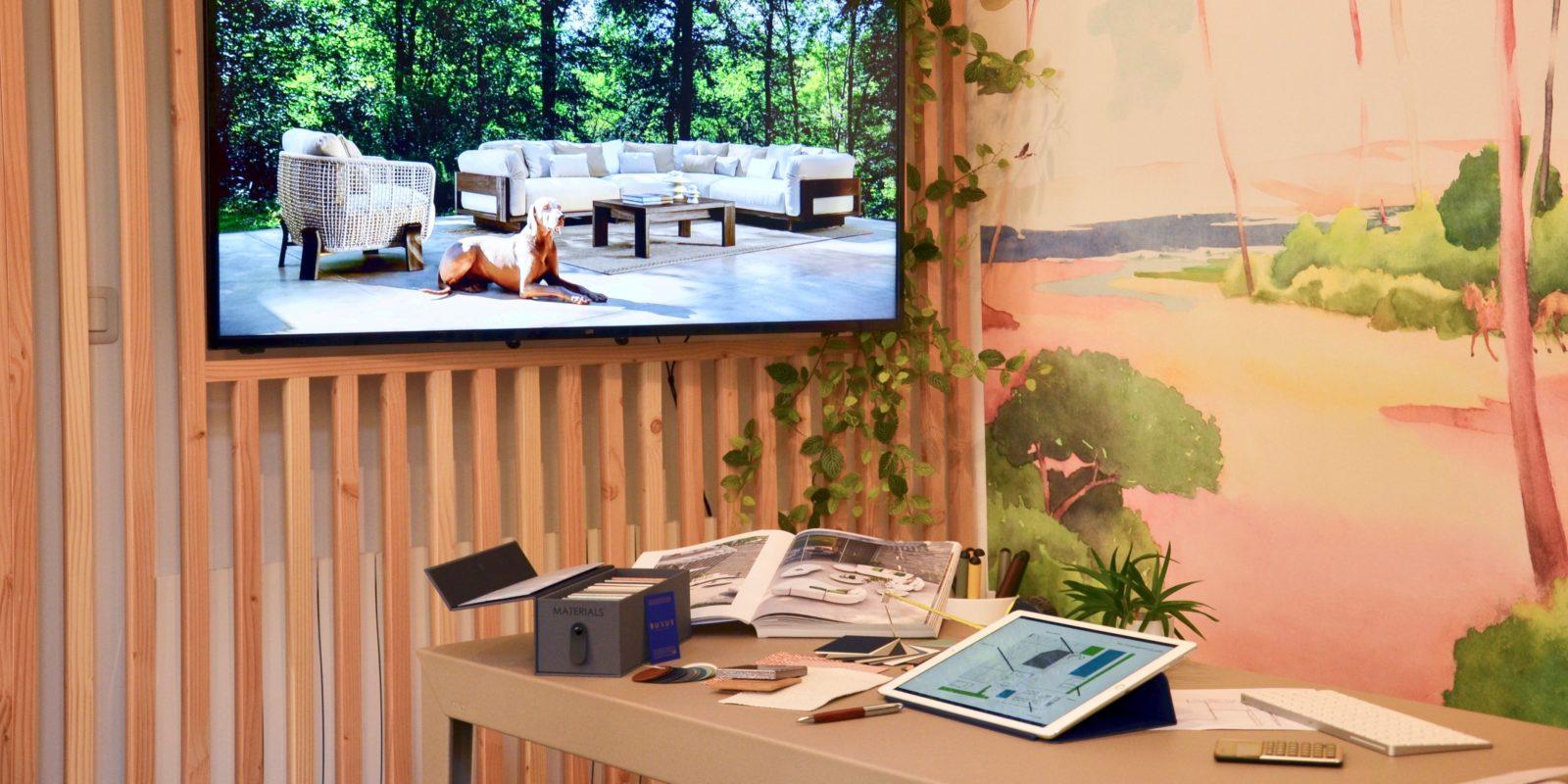 Showroom BUXUS Mobilier de jardin Bordeaux