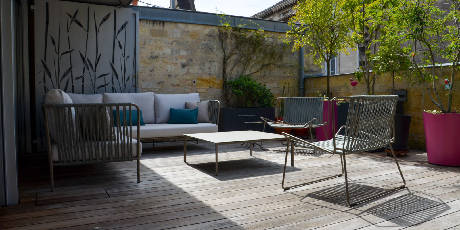 PROJET CHARTRONS - BUXUS